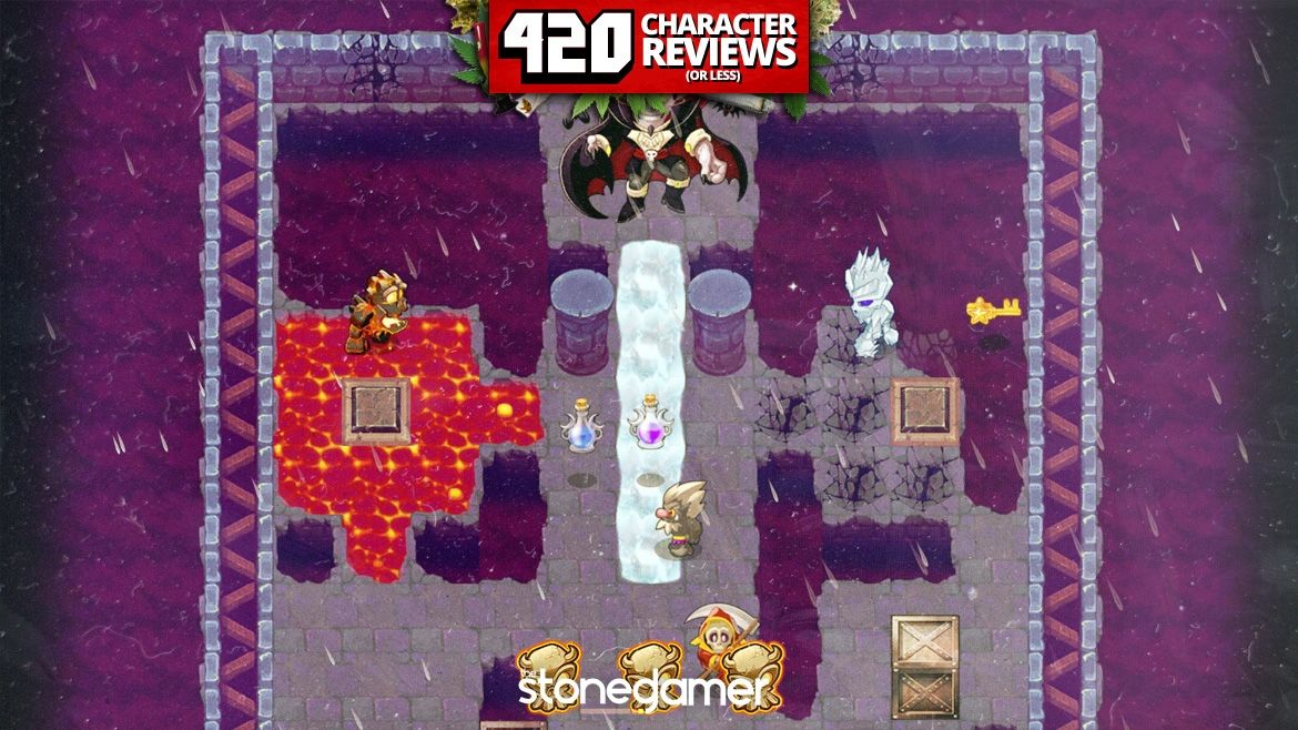 420 Character Reviews: Mystery Castle (7.2)