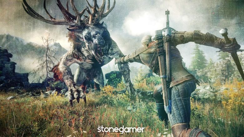 You're Damned Straight That Witcher 3 is Game of the Year