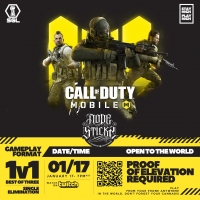 Stoned Gamer Call of Duty - Mobile Tournament