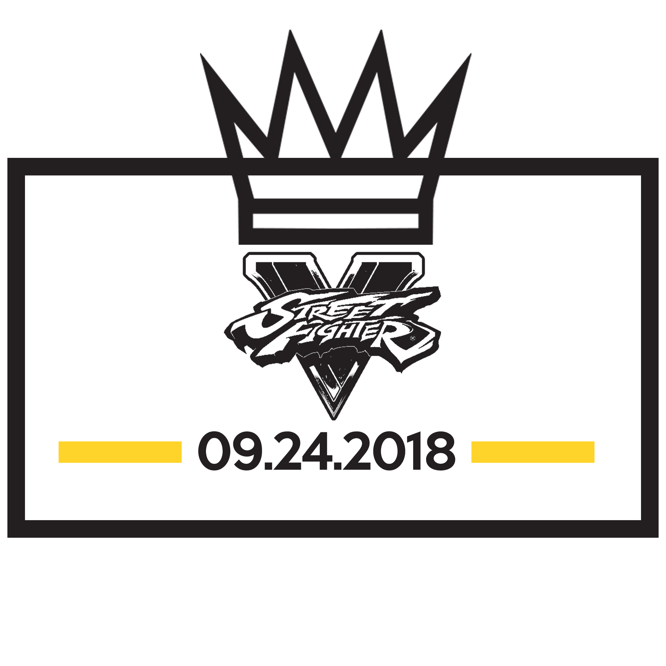 2018 Street Fighter V - Tournament Winner
