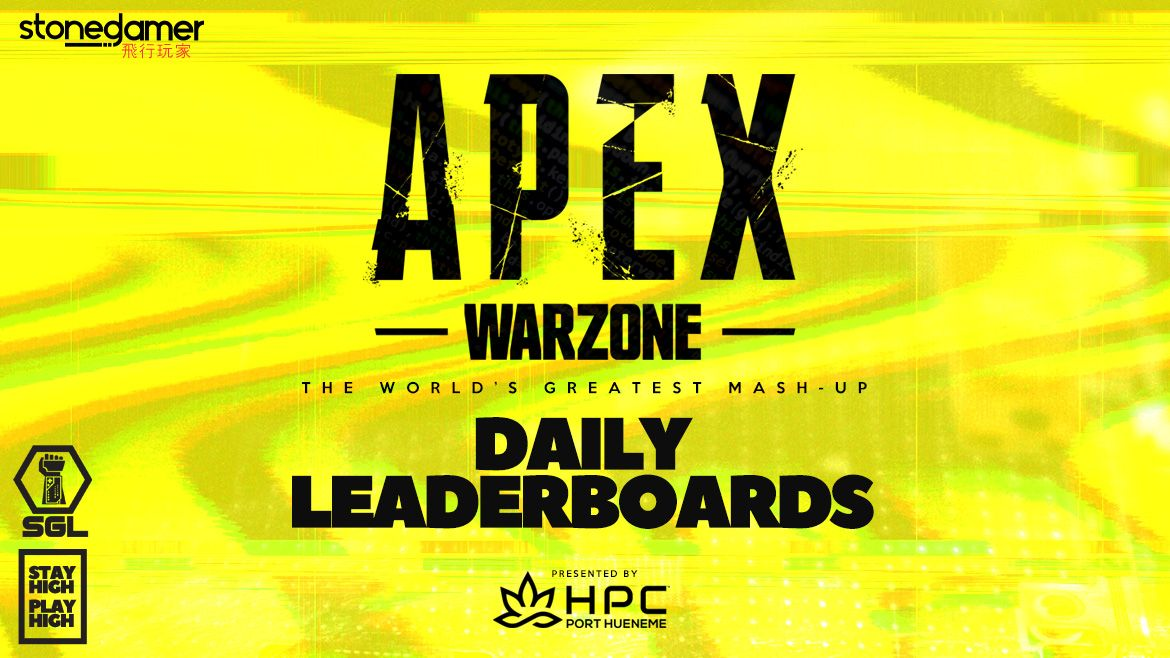 Apex Warzone - Season Alpha - Daily Leaderboards