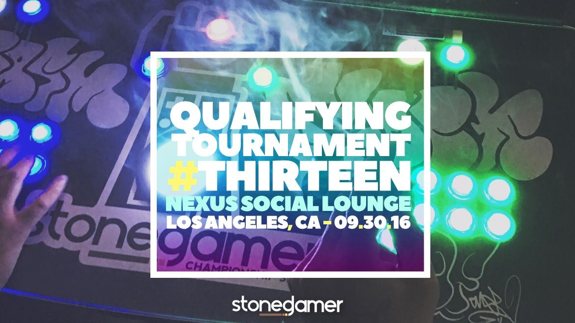 Wrap-Up of #13 Stoned Gamer Qualifying Tournament held 09/30 at Nexus Social Lounge