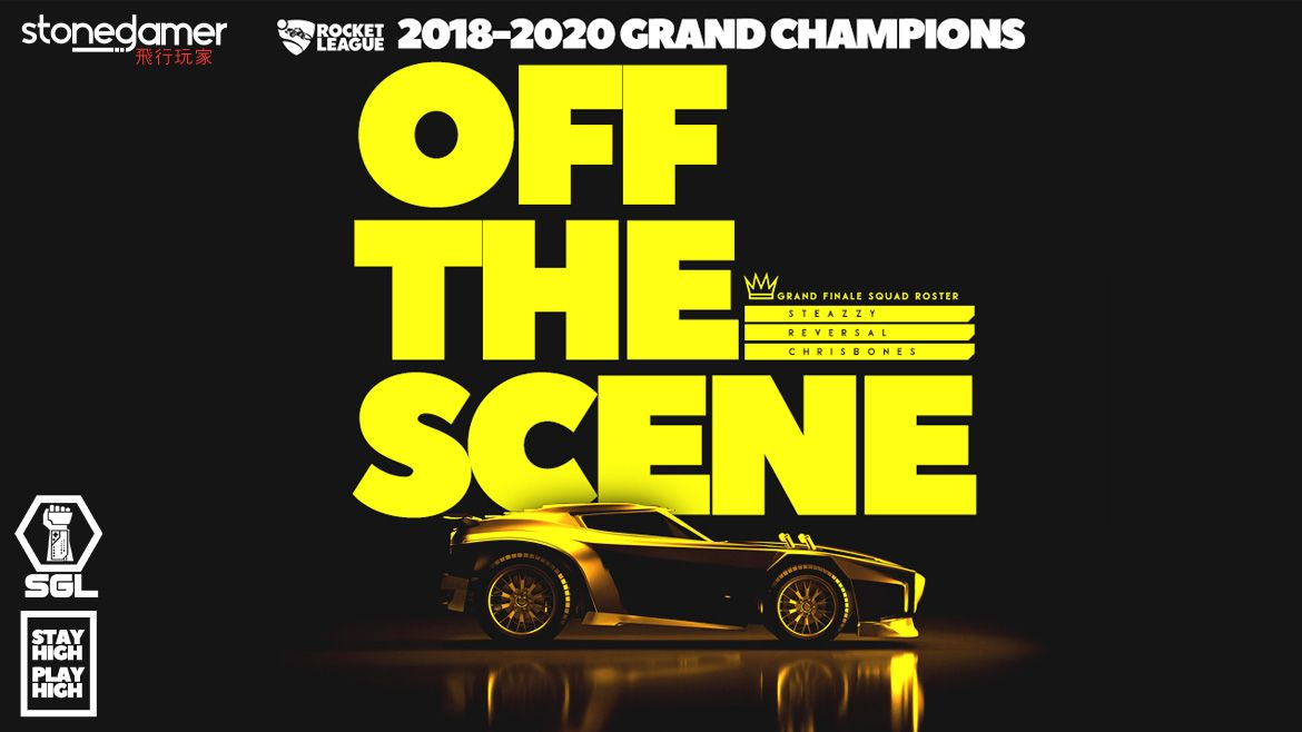 Off The Scene becomes 2020 SGL GRAND CHAMPIONS