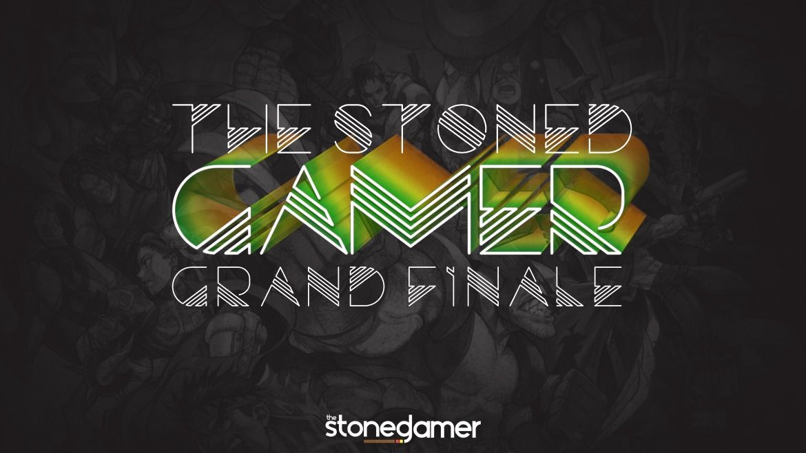 The Stoned Gamer GRAND FINALE - December 3rd - Downtown LA