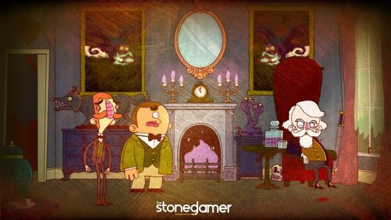 Explore Victorian London In With The Dark Humor Of Bertram Fiddle