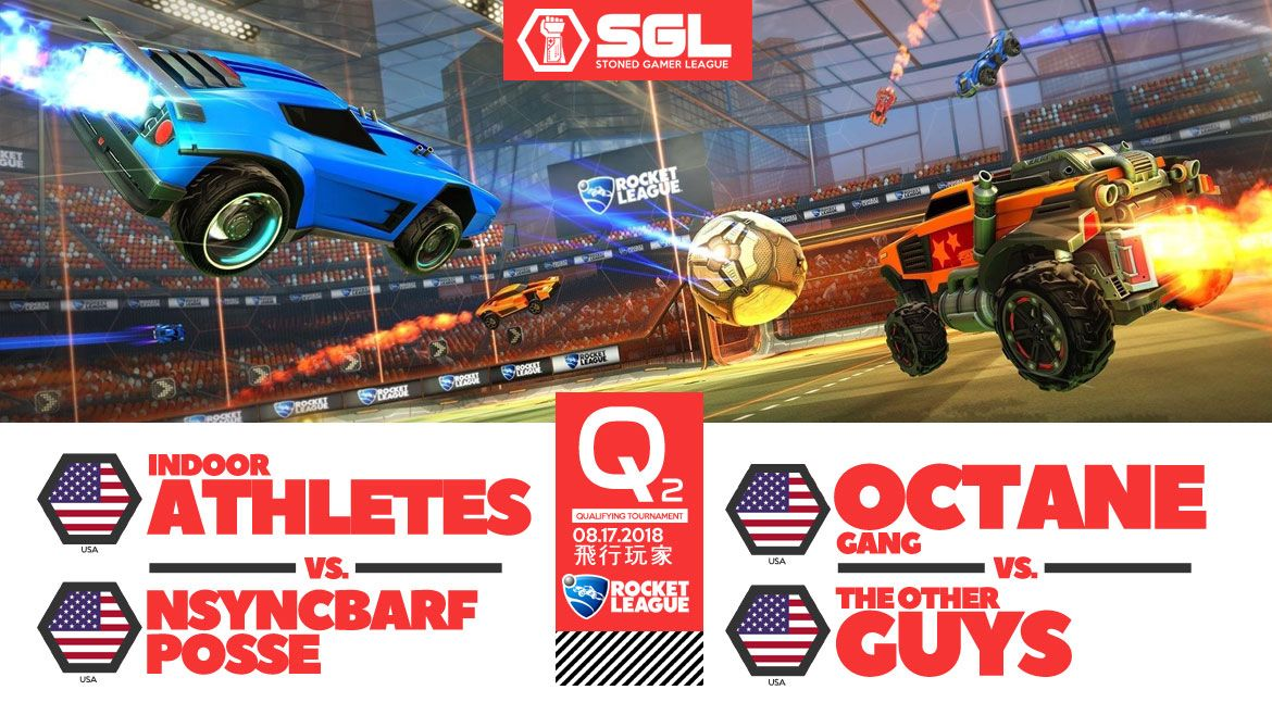 SGL - Q2 Qualifiying Tournament of the 2018 Season - Rocket League
