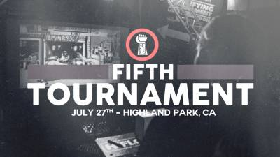 Results of the FIFTH 2017 Stoned Gamer Qualifying Tournament