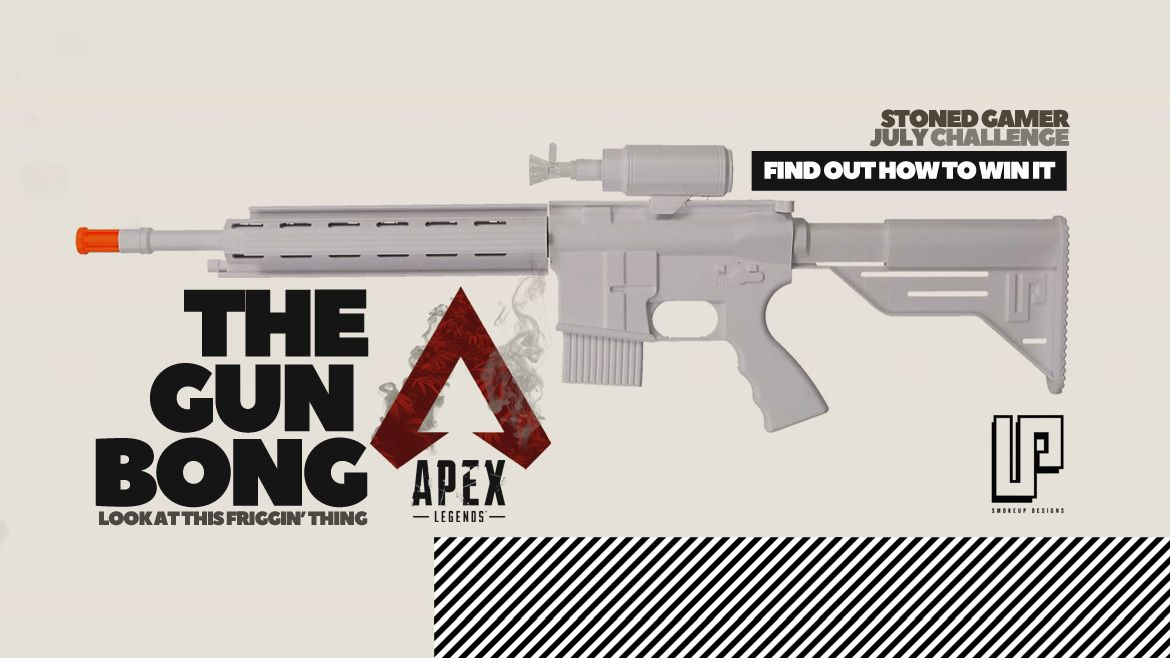 Win the GUN BONG this month in SGL Challenges