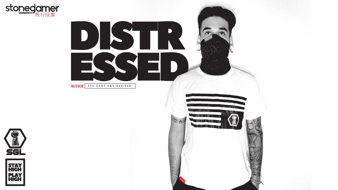 Distressed, SGL's 7th Drop is HERE