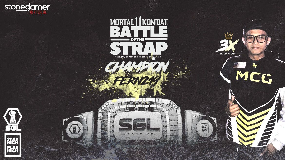 Battle of the Strap - Mortal Kombat 11 - July 4th - Presented by HPC