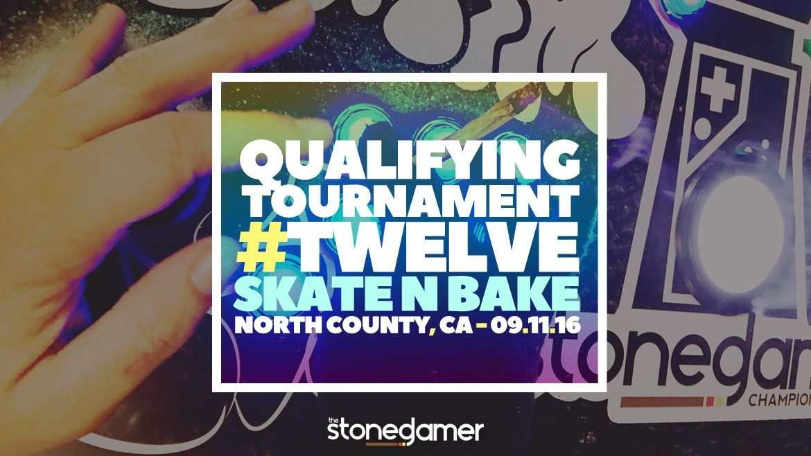 WRAP UP of TSGT #12 Qualifying Tournament held 09/11 at Skate n Bake