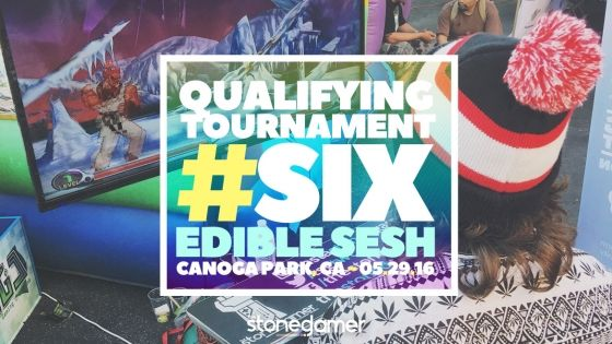 WRAP-UP of TSG #6 Qualifying Tournament held 05/29 at Marijuana Edible Sesh