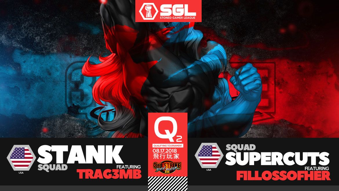 SGL - Q2 Qualifiying Tournament of the 2018 Season - Street Fighter III: Third Strike