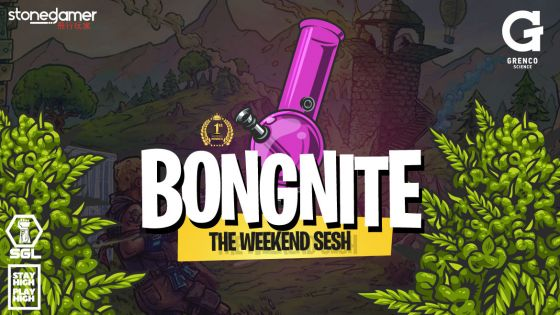 BONGNITE Weekend Sesh 1/26 - 1/27 (Closed)