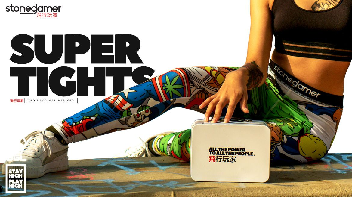 Super Tights, SGL's 3rd Drop is HERE