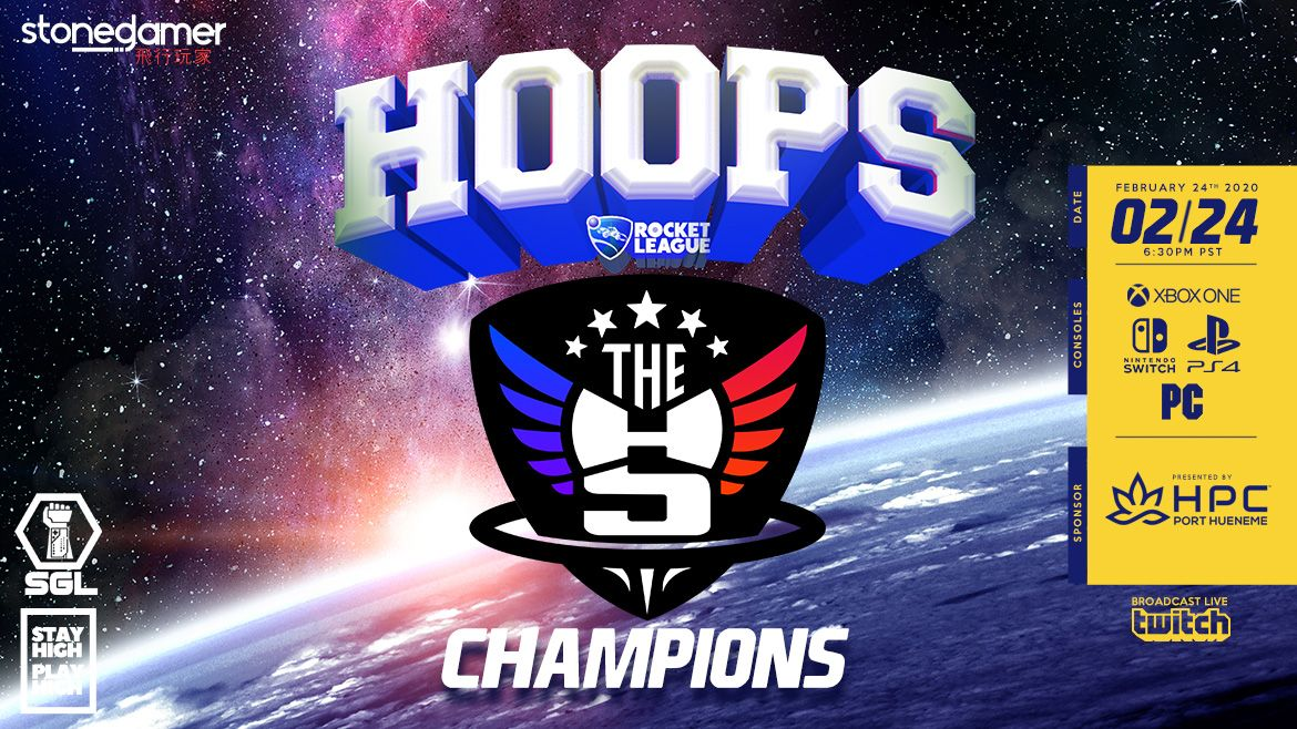 2020 SGL Rocket League Hoops Tournament presented by HPC