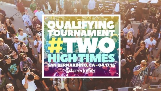 The 2016 Stoned Gamer Tournament Season Continued at High Times Cannabis Cup