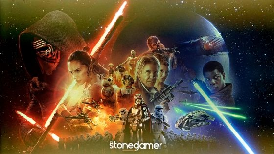 How Star Wars: The Force Awakens Shows the Cracks in Gaming's Sci Fi Universes