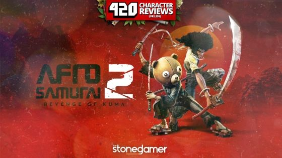 420 Character Reviews: Afro Samurai 2: Revenge of Kuma Volume One (1.8)