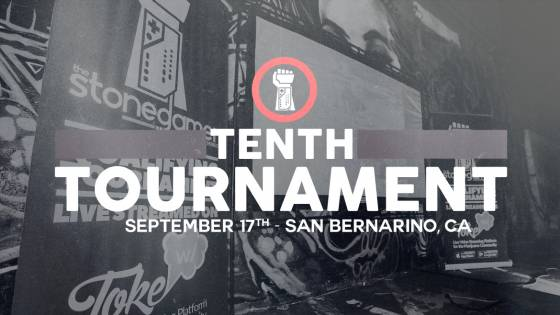 Results of the TENTH Stoned Gamer Qualifying Tournament on 9/17